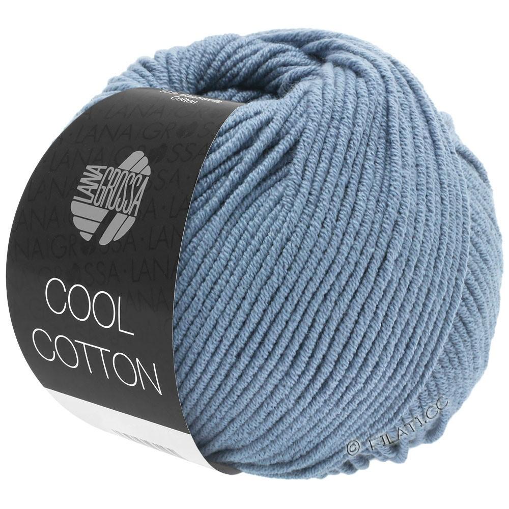 Lana Grossa COOL COTTON | 17-blu colomba