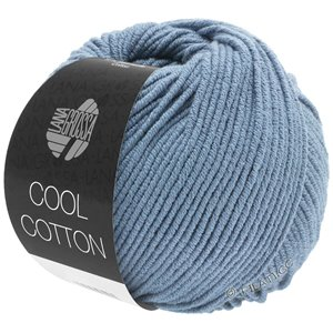 Lana Grossa COOL COTTON | 17-blu colomba