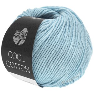 Lana Grossa COOL COTTON | 18-blu chiaro