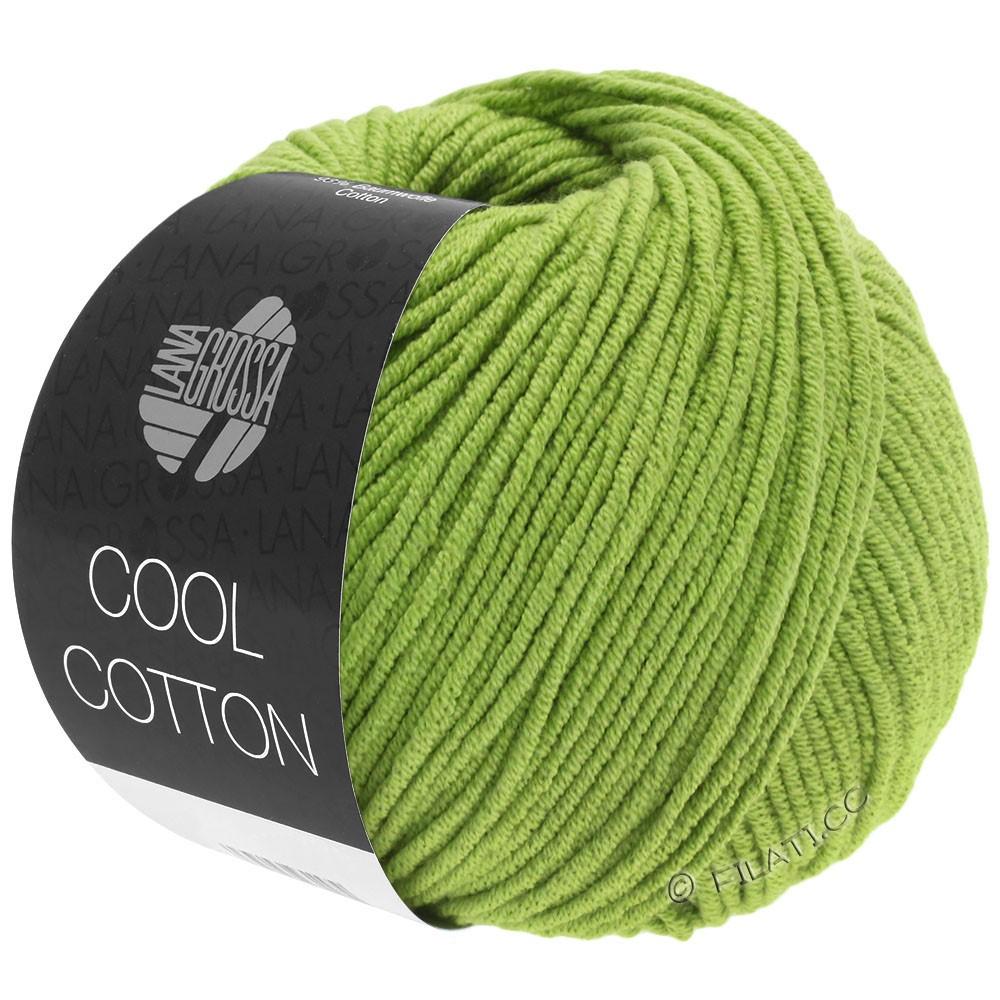 Lana Grossa COOL COTTON | 19-verde chiaro
