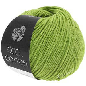 Lana Grossa COOL COTTON | 19-verde chiaro