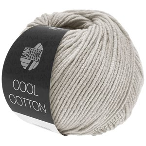 Lana Grossa COOL COTTON | 23-grège
