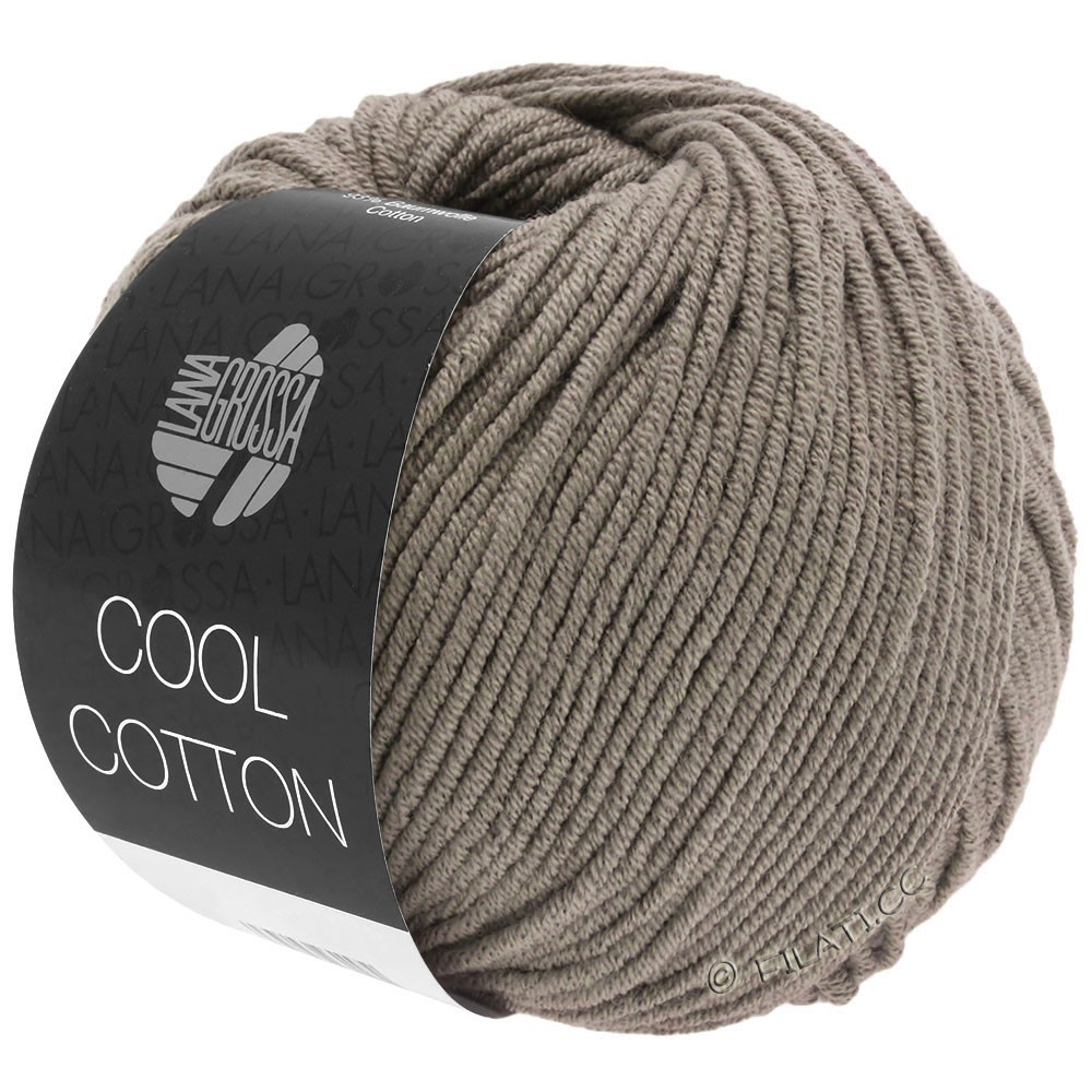 Lana Grossa COOL COTTON | 24-taupe