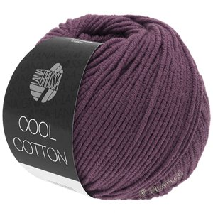 Lana Grossa COOL COTTON | 28-melanzana