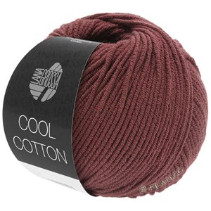 Lana Grossa COOL COTTON | 29-borgogna