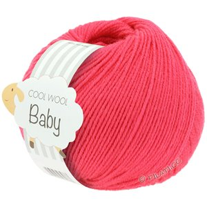 Lana Grossa COOL WOOL Baby 25g | 269-lampone
