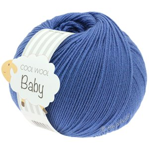 Lana Grossa COOL WOOL Baby 50g | 209-blu