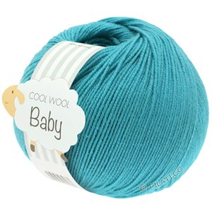 Lana Grossa COOL WOOL Baby 50g | 277-turchese