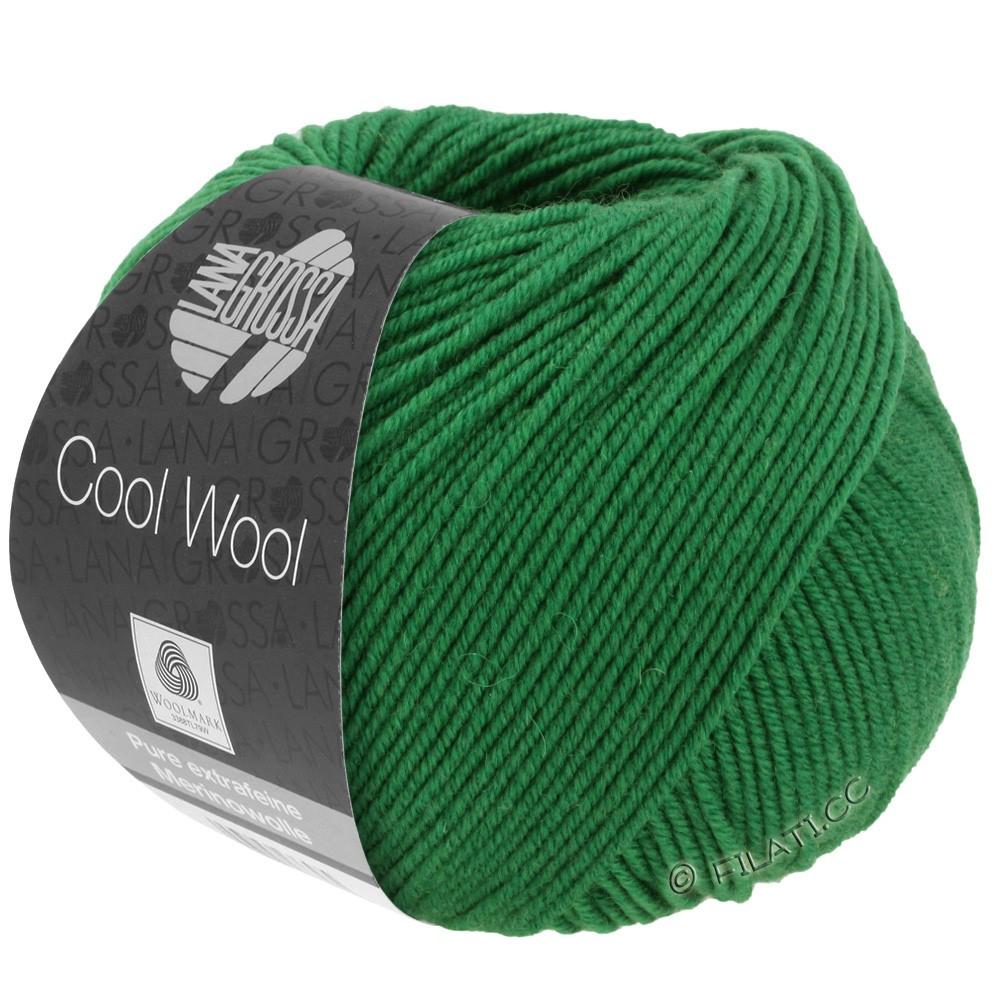 Lana Grossa COOL WOOL   Uni/Melange/Neon | 2017-verde