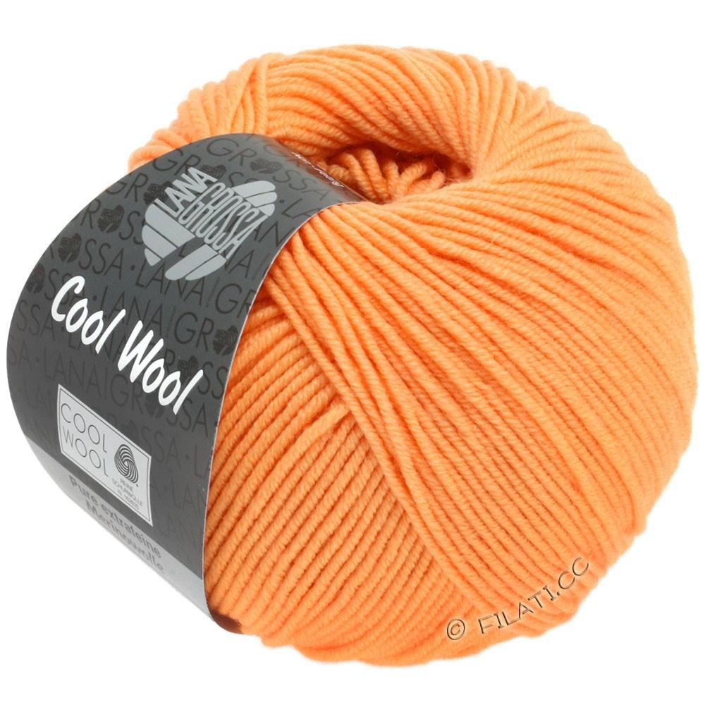 Lana Grossa COOL WOOL   Uni/Melange/Neon | 2029-albicocca