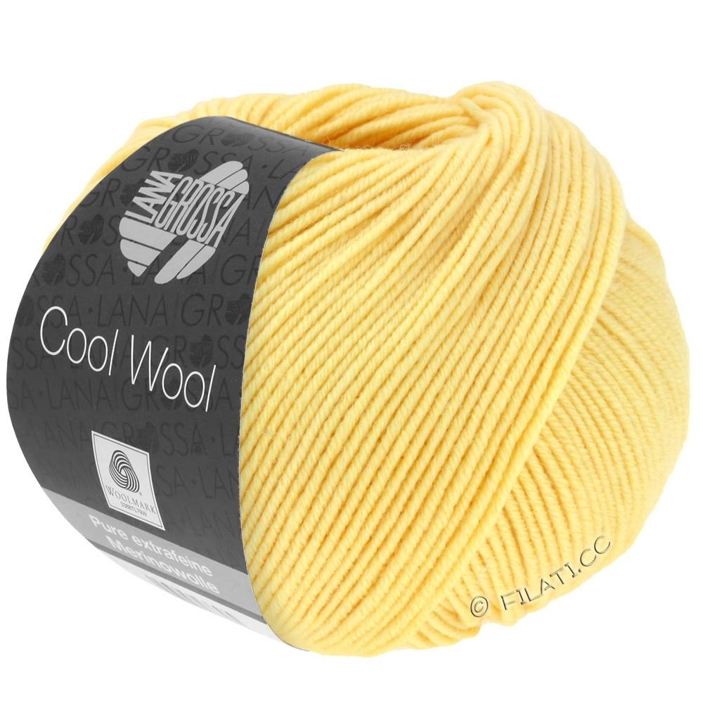 Lana Grossa COOL WOOL   Uni/Melange/Neon | 0411-vaniglia