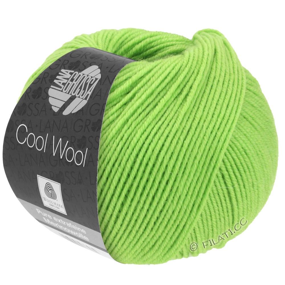 Lana Grossa COOL WOOL   Uni/Melange/Neon | 0509-verde chiaro