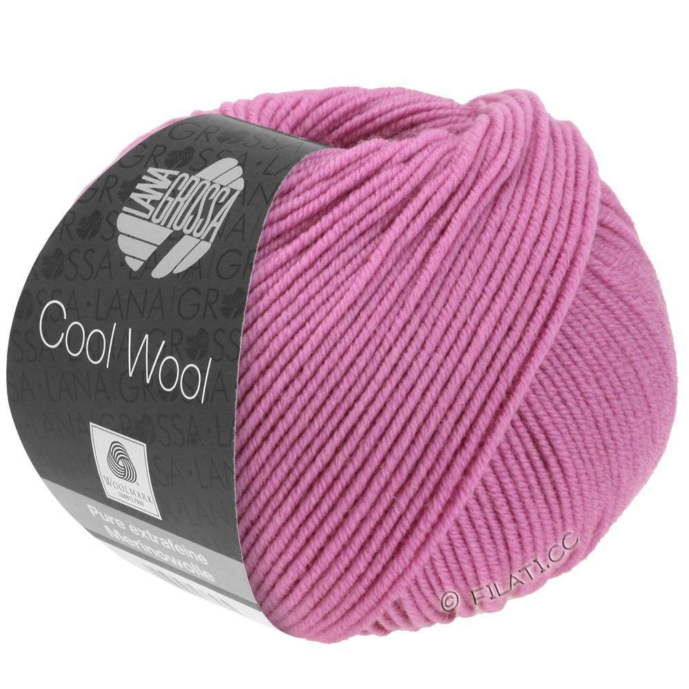 Lana Grossa COOL WOOL   Uni/Melange/Neon | 0530-fucsia