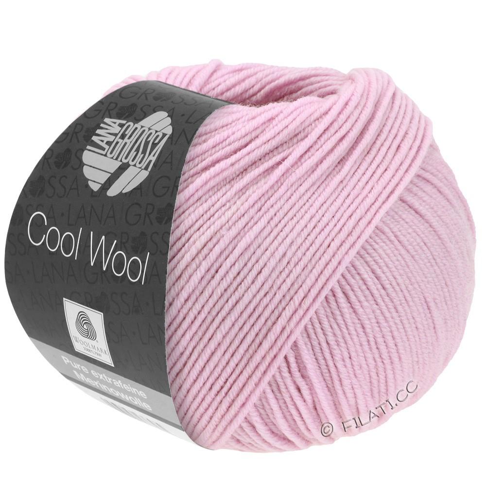 Lana Grossa COOL WOOL   Uni/Melange/Neon | 0580-rosa lilla