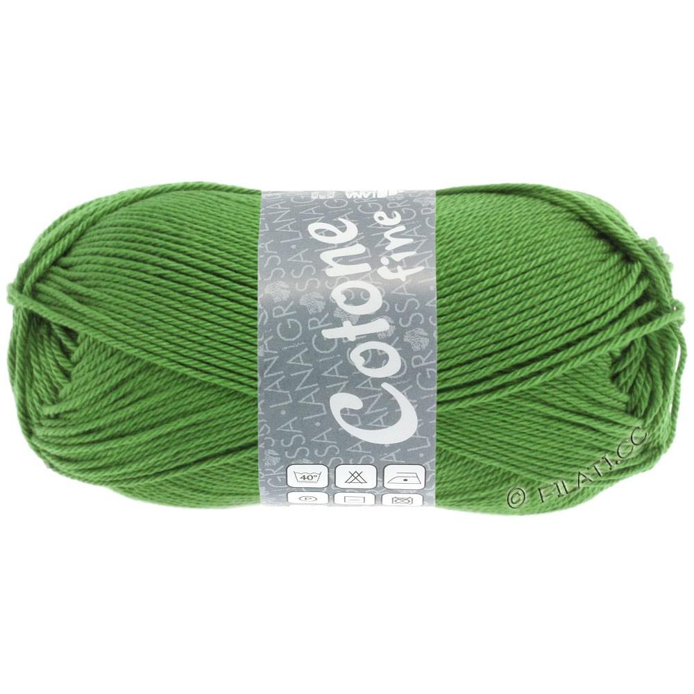 Lana Grossa COTONE FINE | 654-verde felce