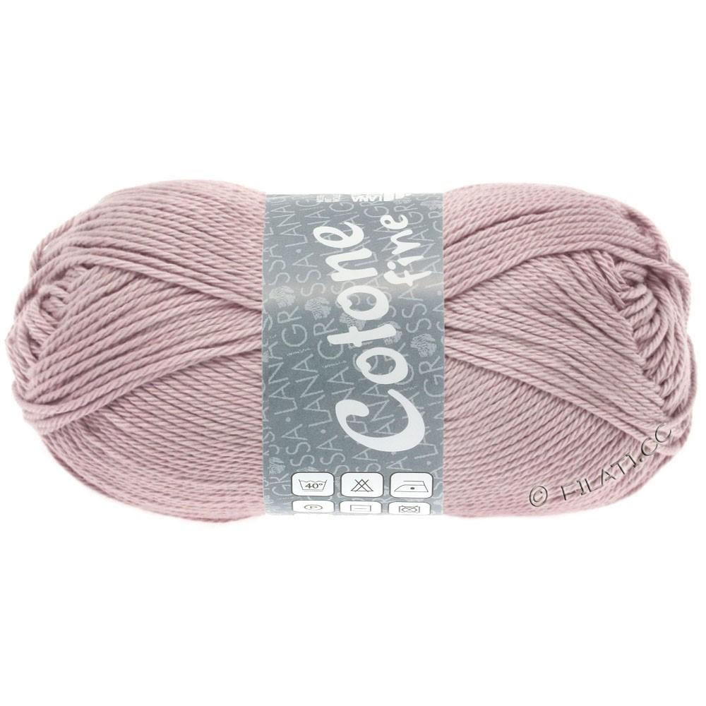 Lana Grossa COTONE FINE | 658-rosa pastello