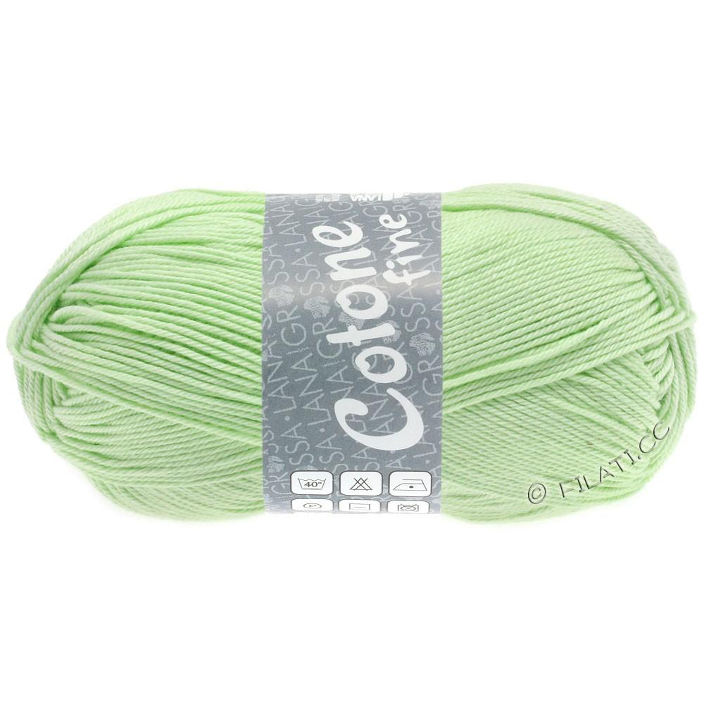 Lana Grossa COTONE FINE | 660-verde delicata