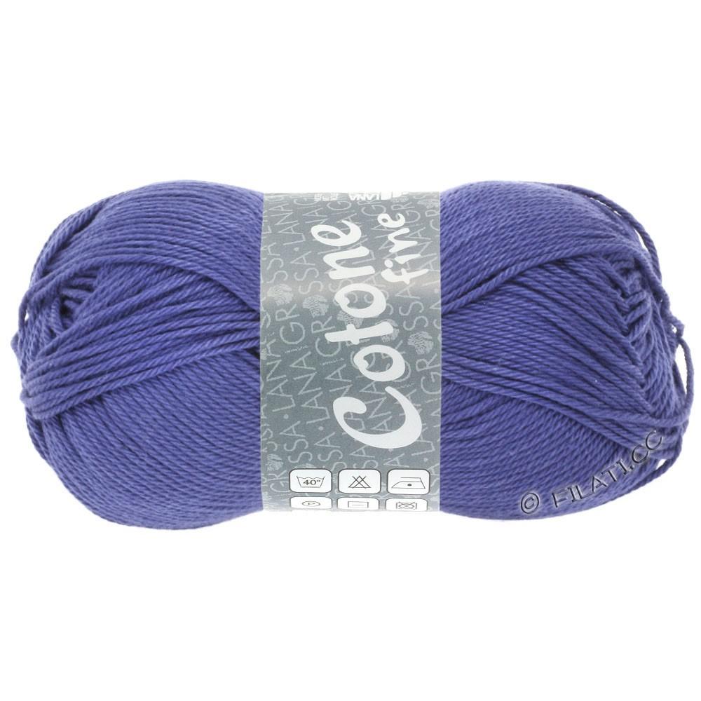 Lana Grossa COTONE FINE | 662-blu viola