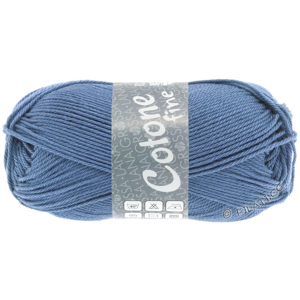 Lana Grossa COTONE FINE | 671-blu colomba