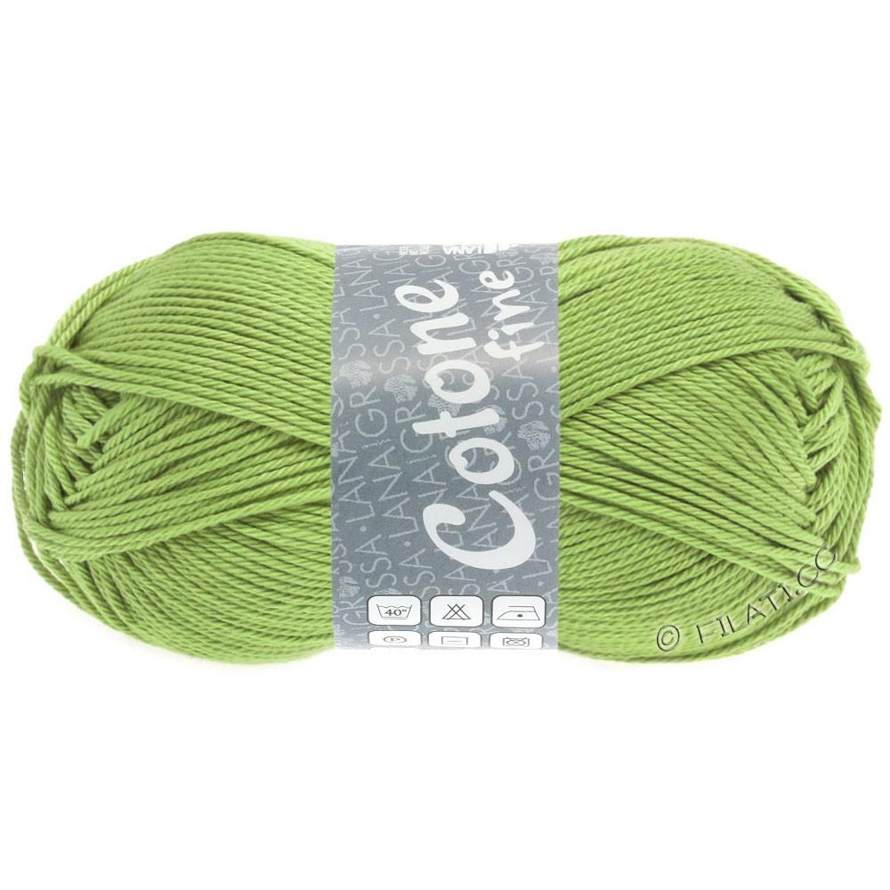 Lana Grossa COTONE FINE | 673-verde lime