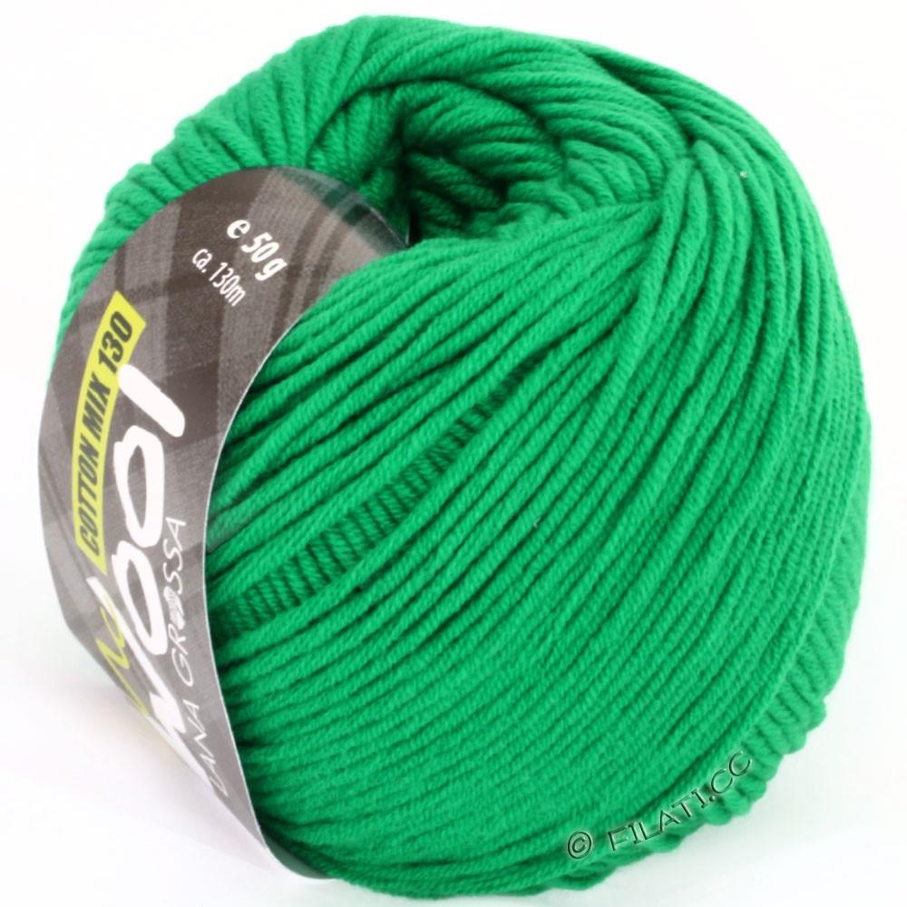 Lana Grossa COTTON MIX 130 (McWool) | 110-verde