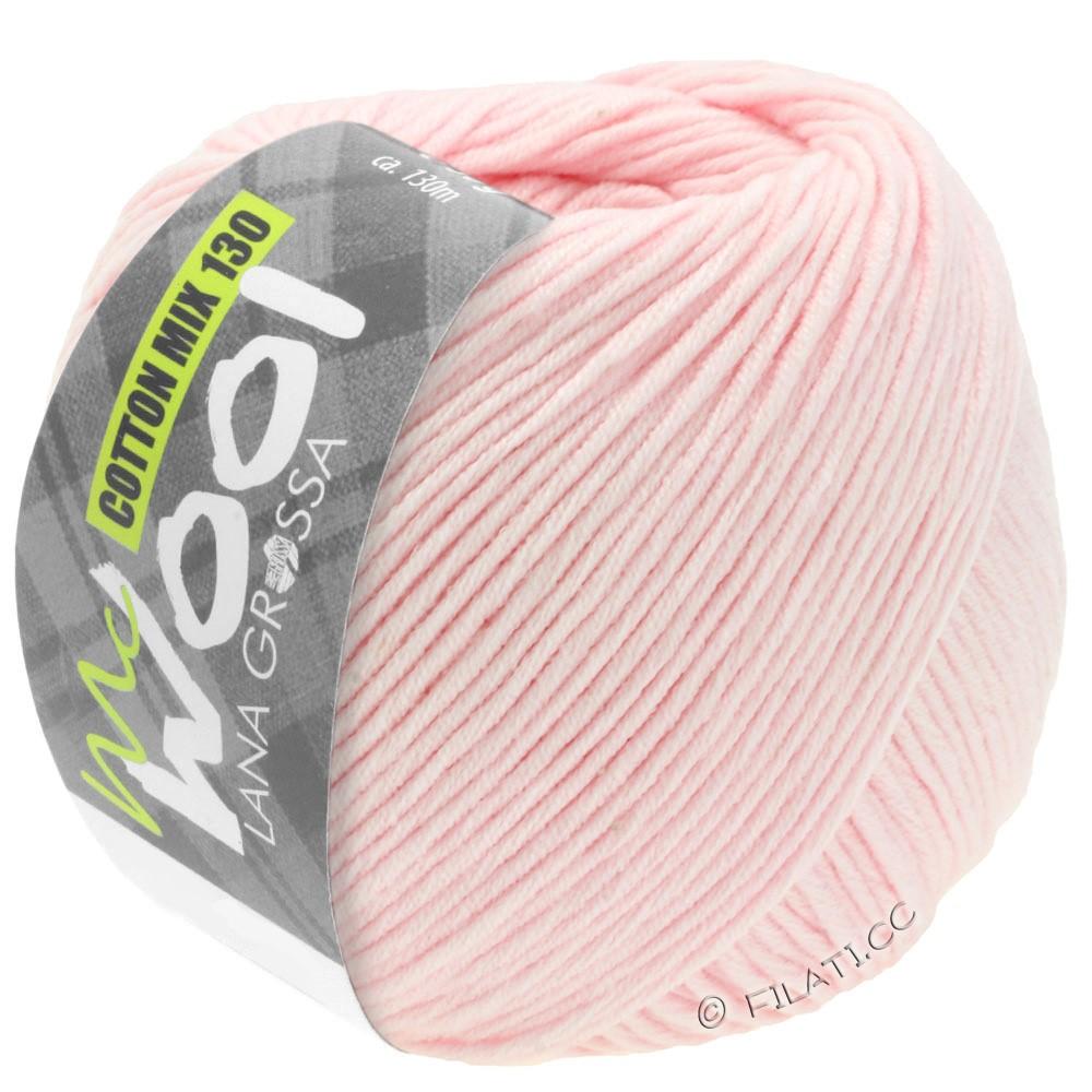 Lana Grossa COTTON MIX 130 (McWool) | 131-rosa