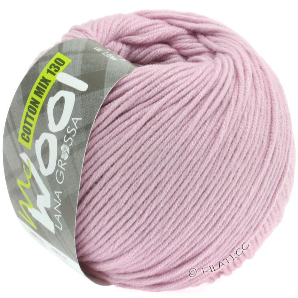 Lana Grossa COTTON MIX 130 (McWool) | 132-rosa antico