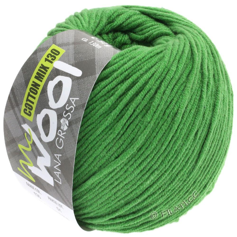 Lana Grossa COTTON MIX 130 (McWool) | 135-verde erba