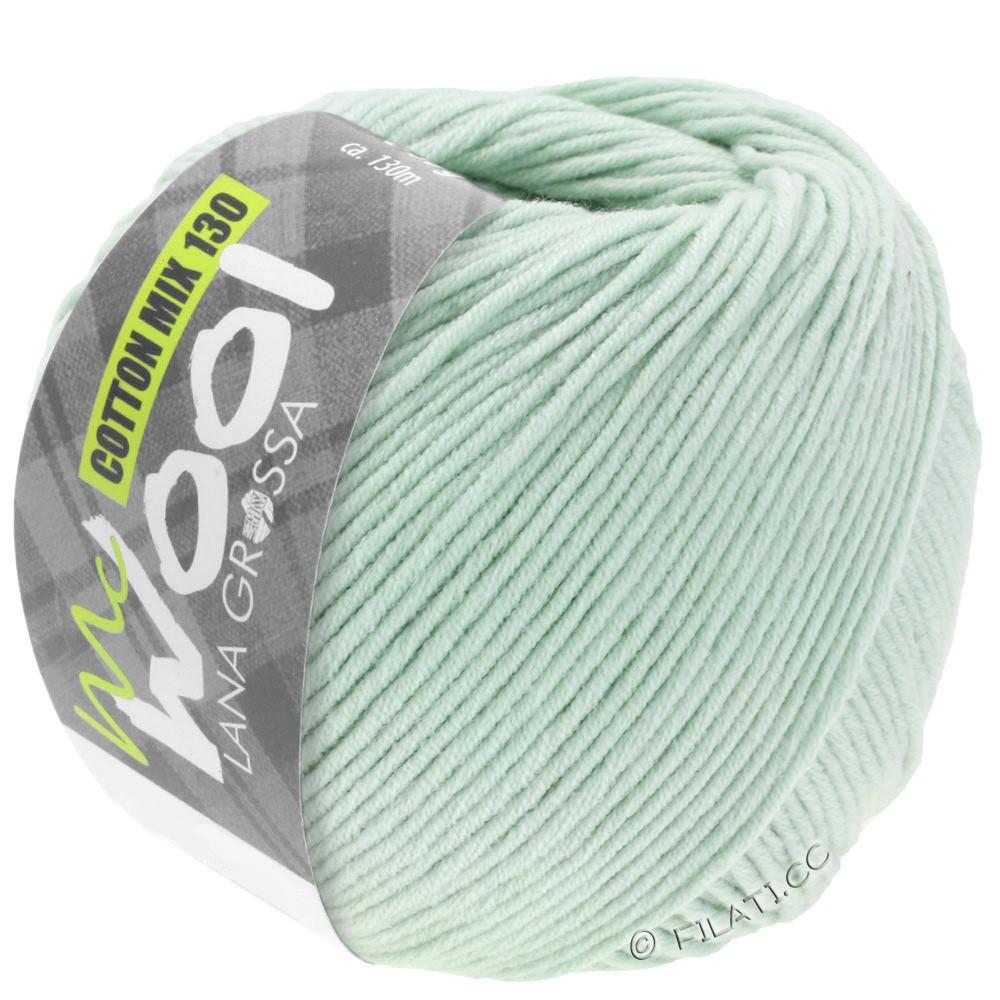 Lana Grossa COTTON MIX 130 (McWool) | 136-verde delicata