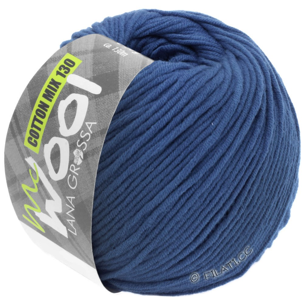 Lana Grossa COTTON MIX 130 (McWool) | 138-reale