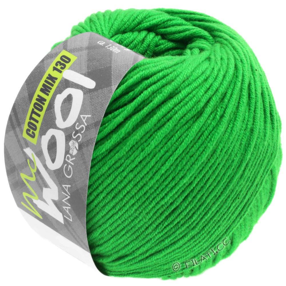 Lana Grossa COTTON MIX 130 (McWool) | 143-verde maggio