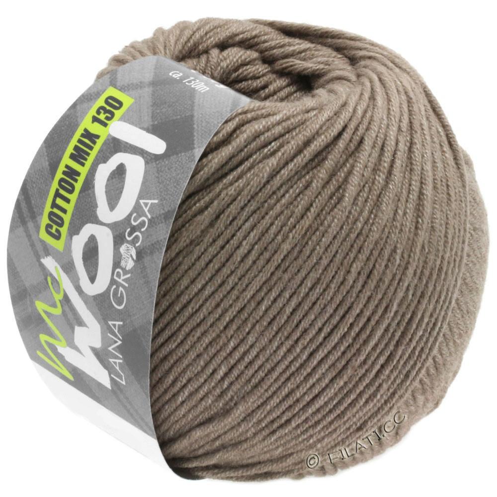 Lana Grossa COTTON MIX 130 (McWool) | 144-marrone beige