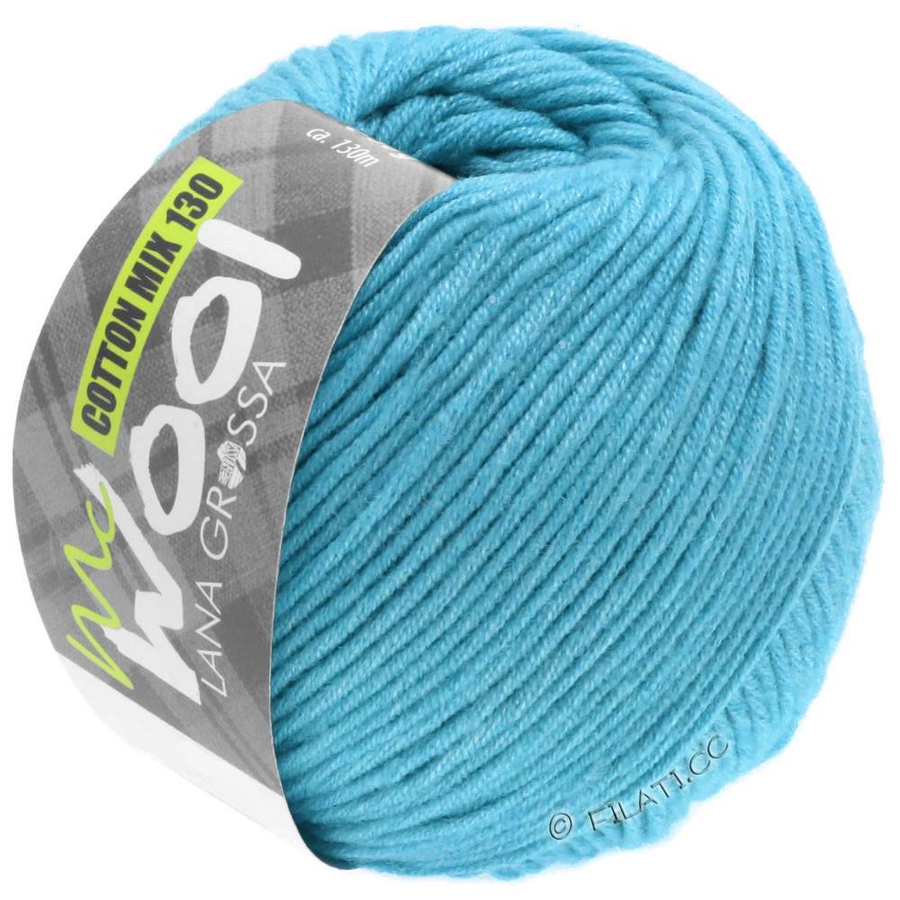 Lana Grossa COTTON MIX 130 (McWool) | 149-turchese