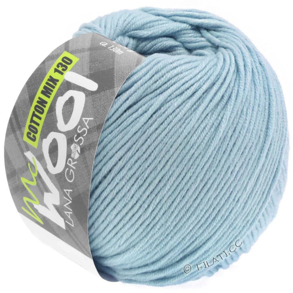 Lana Grossa COTTON MIX 130 (McWool) | 150-blu chiaro