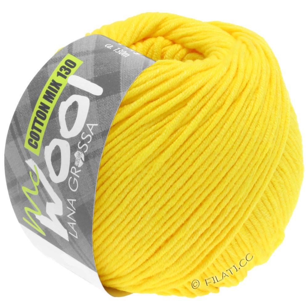 Lana Grossa COTTON MIX 130 (McWool) | 151-giallo