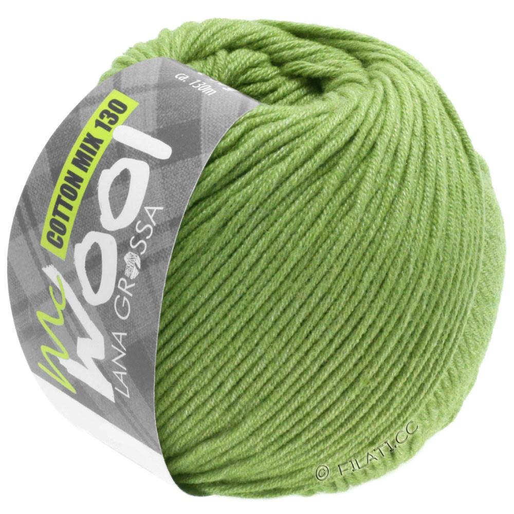 Lana Grossa COTTON MIX 130 (McWool) | 152-verde lime