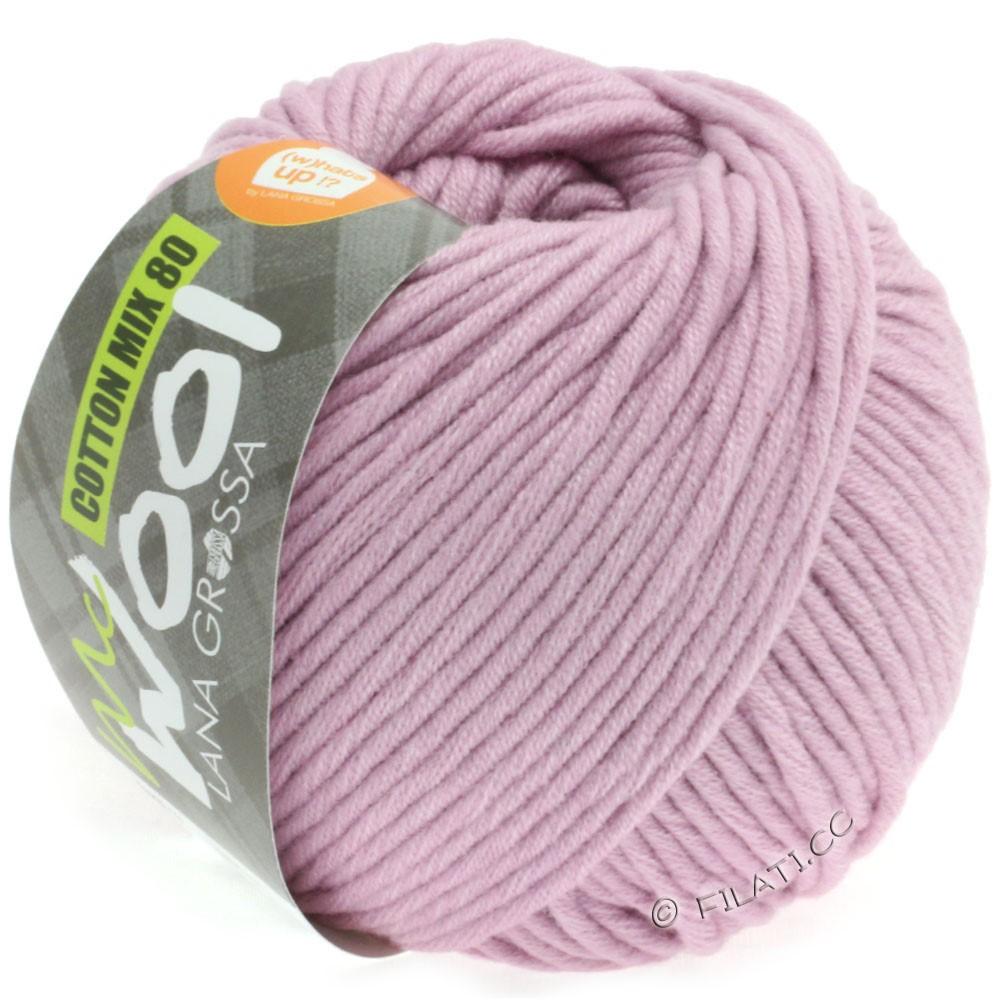 Lana Grossa COTTON MIX 80 (McWool)   532-rosa antico