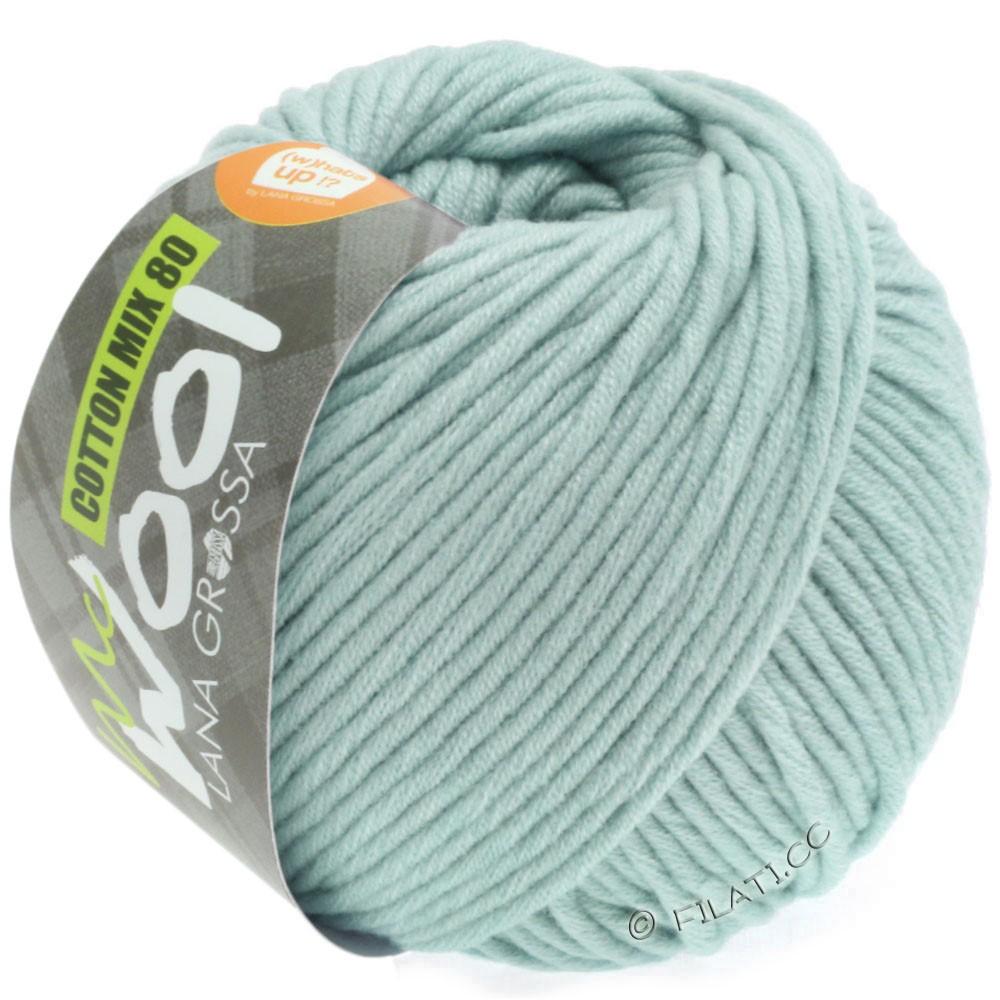 Lana Grossa COTTON MIX 80 (McWool)   536-verde delicata
