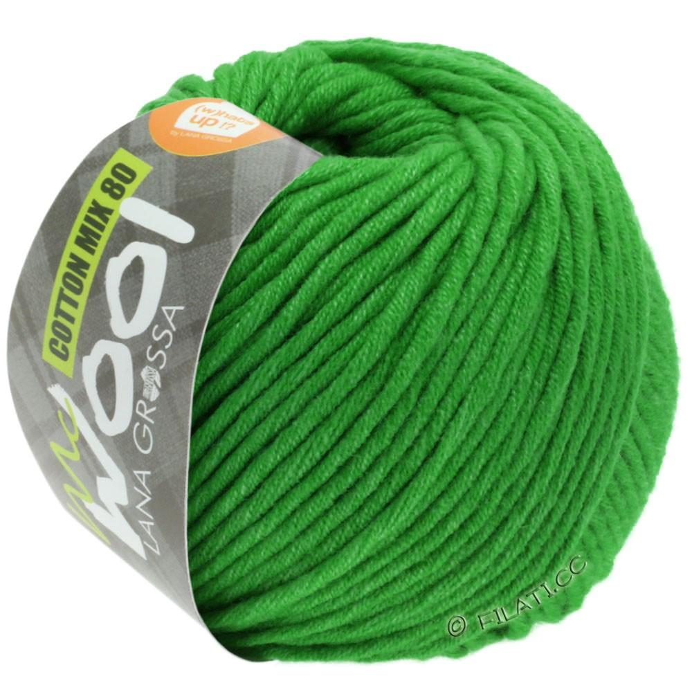 Lana Grossa COTTON MIX 80 (McWool)   543-verde maggio