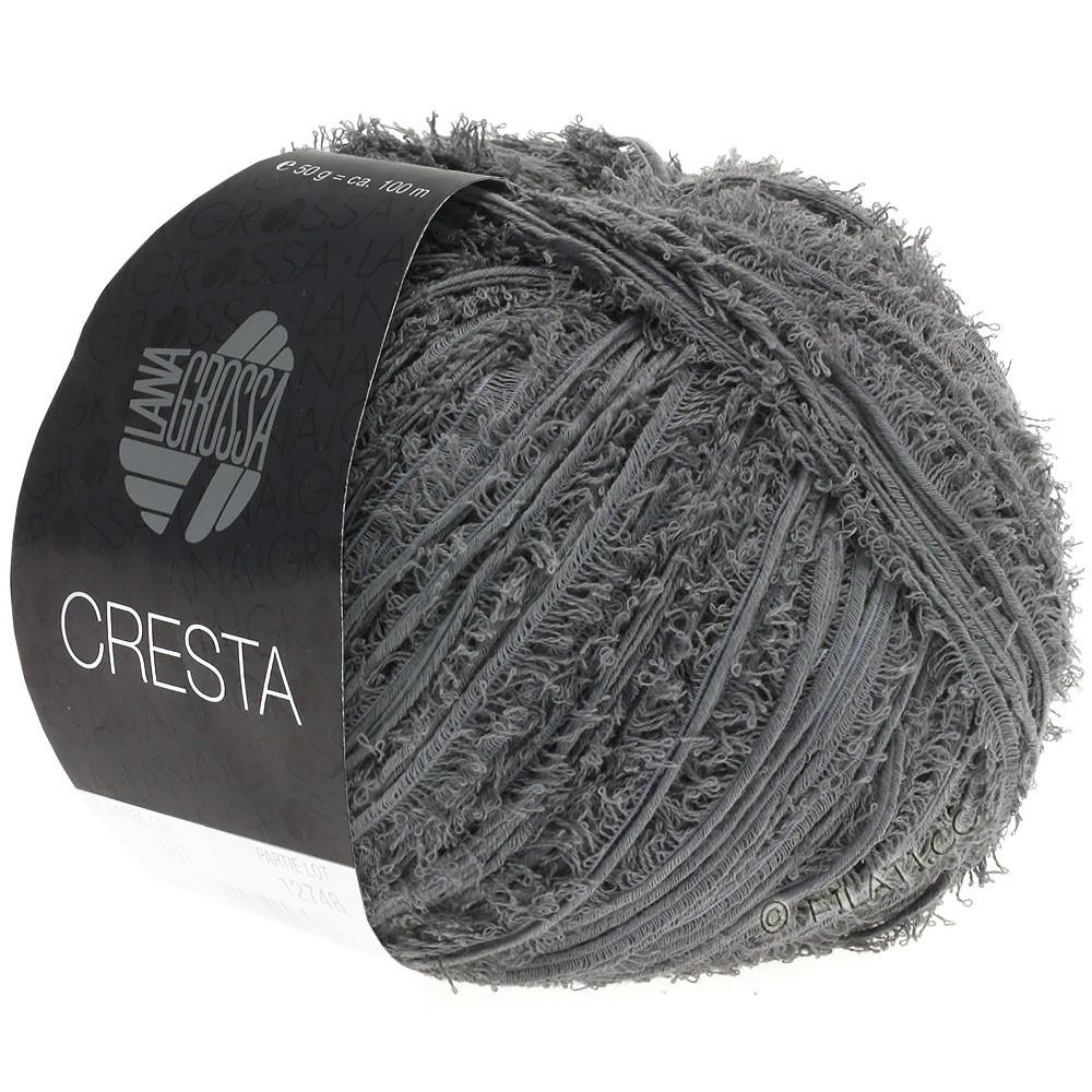 Lana Grossa CRESTA | 01-grigio