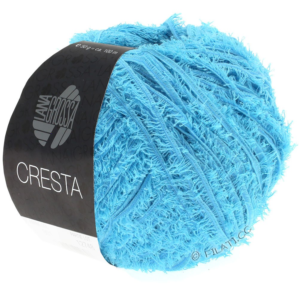 Lana Grossa CRESTA | 03-turchese