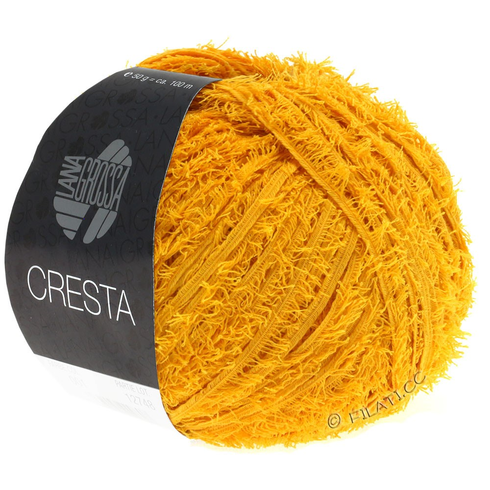Lana Grossa CRESTA | 09-giallo