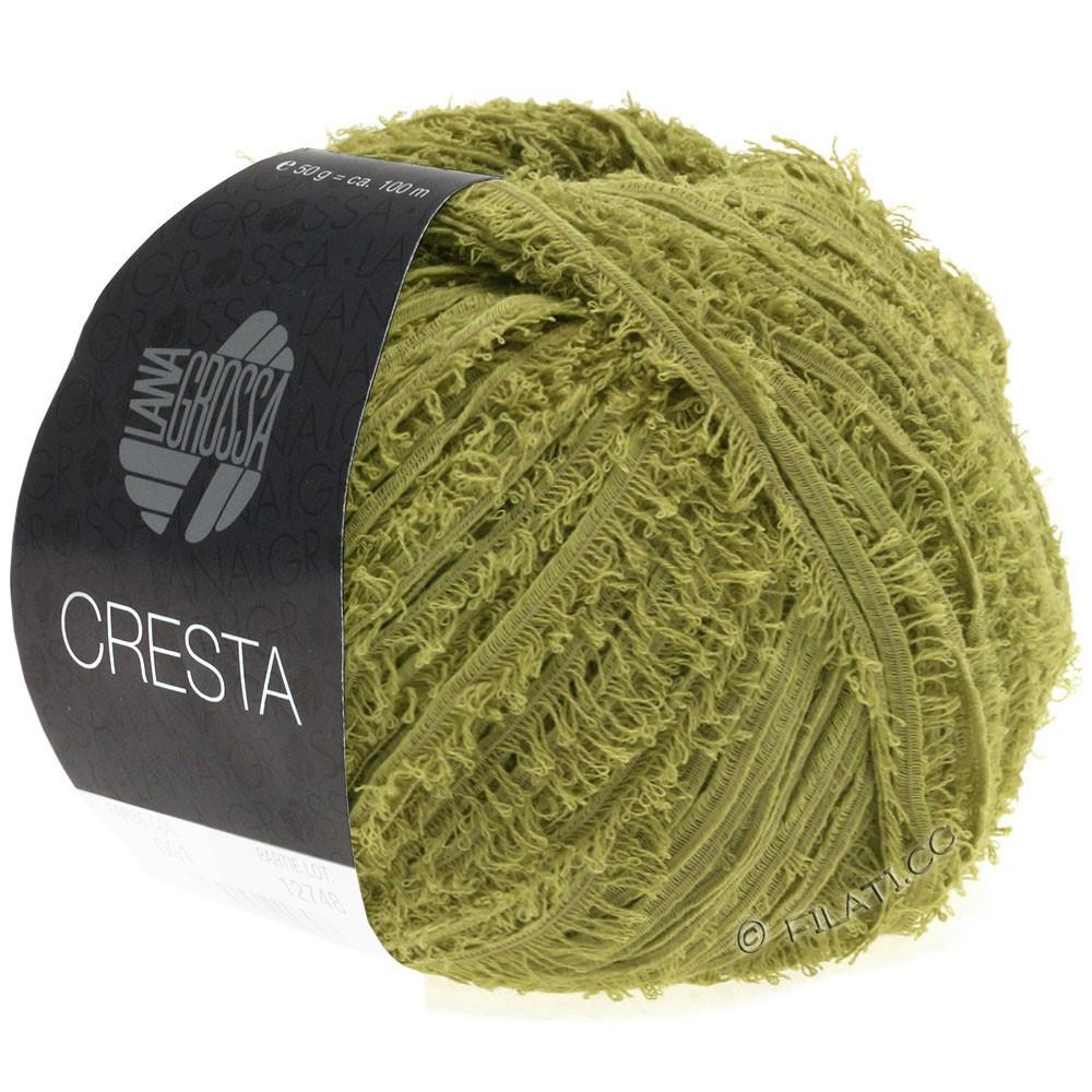 Lana Grossa CRESTA | 10-oliva