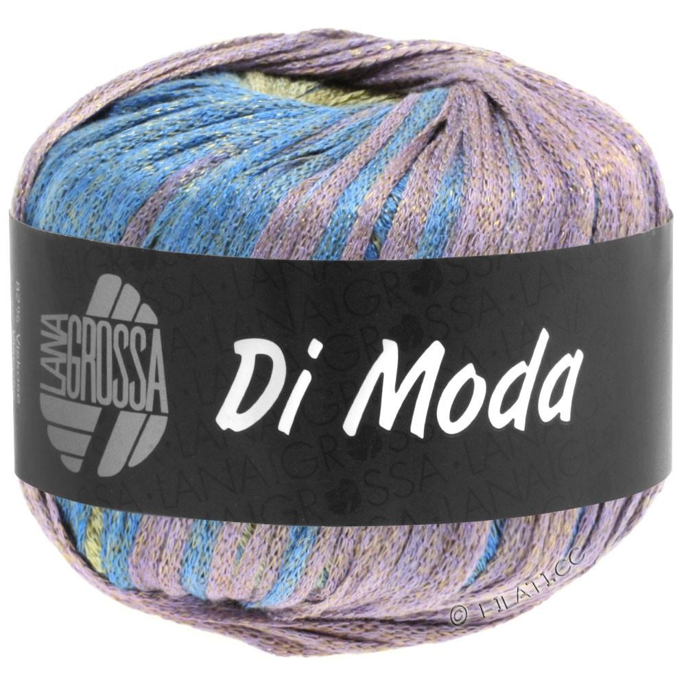 Lana Grossa DI MODA | 09-beige/lilla/blu/blu notte