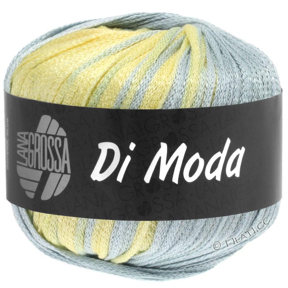 Lana Grossa DI MODA | 12-verde delicata/blu delicata/giallo delicata