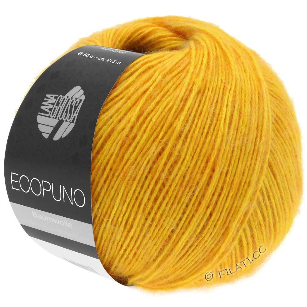 Lana Grossa ECOPUNO | 04-giallo