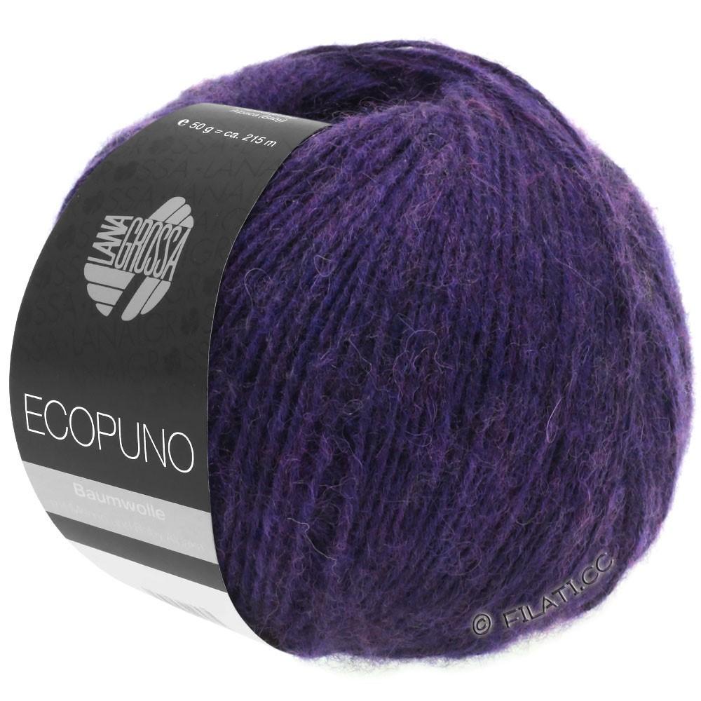 Lana Grossa ECOPUNO | 09-viola scuro