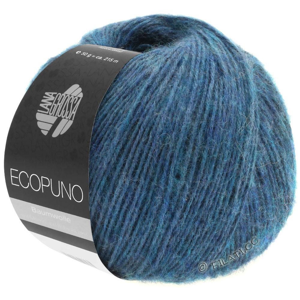 Lana Grossa ECOPUNO | 11-blu zaffiro