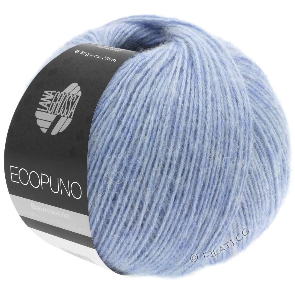 Lana Grossa ECOPUNO | 13-blu chiaro