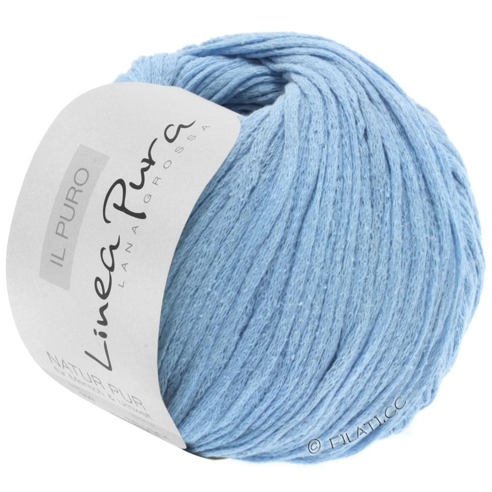 Lana Grossa IL PURO (Linea Pura) | 08-blu chiaro
